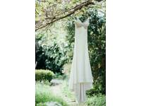 Wedding dress. Alterstions