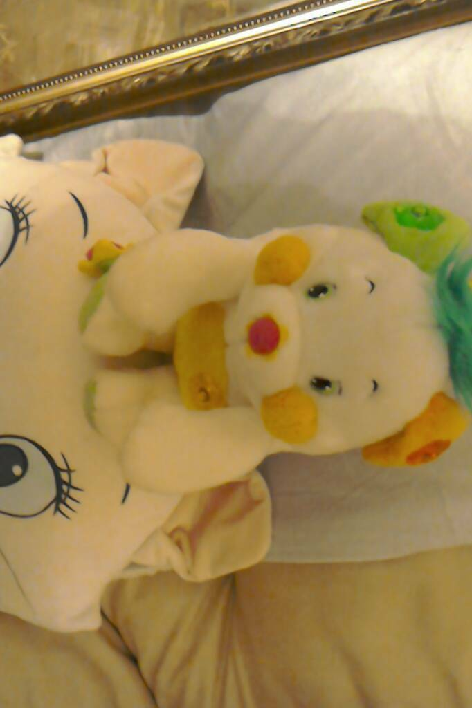 Popple collector's toy
