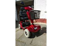 Roma Granada 8mph Large Wheeled Sturdy Mobility Scooter excellent condition Edinburgh £1000