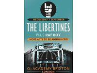 The Libertines:Unity Rocks @O2AcademyBrixton 7th September 2016