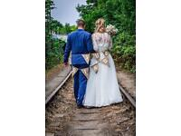 Free wedding shoot for portfolio expansion