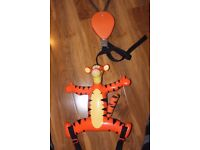 disney baby tigger door bouncer