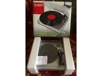 IOn Powerplay USB LP to MP3 Turntable, New