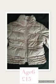 Kate Mack Jacket age 6