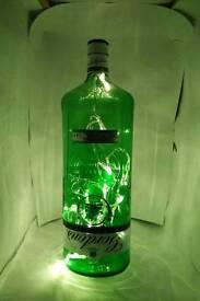 Bottle light - Gordon's gin