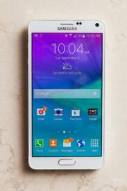 Samsung galaxy note4 32GB sim free brand new boxed with warranty