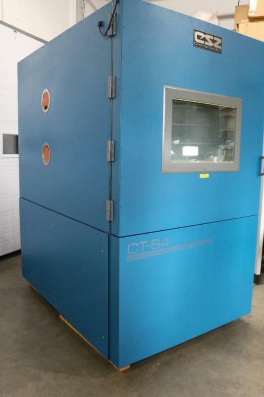 Cincinnati Sub Zero CT-64-3-H/AC  Environmental Test Chamber (Temperature Only)