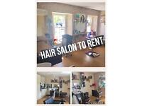 Hair Salon to Rent