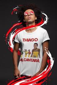 Liverpool FC T-Shirt Thiago Alcantara (S-XXL)