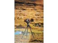 Blackmagic URSA EF Mount 4K Camera + DaVinci Resolve Studio + Freebies