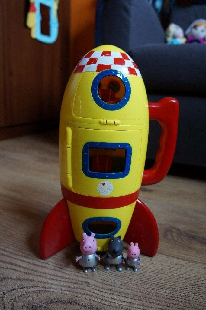 Peppa Pig Rocket/Spaceship