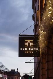 Full Time Housekeeping Attendant, Old Bank Hotel - £8.45 per hour