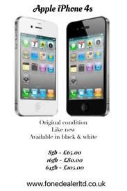 Apple iPhone 16gb unlocked