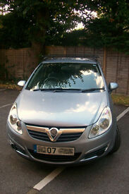 Vauxhall Corsa 1.2 A/C, good condition engine