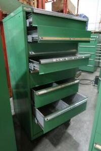 LISTA 8-Drawer Tool Box