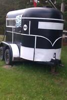 horse trailer possible TRADE for camper