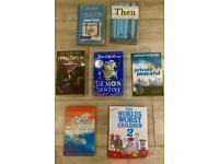 Older children's books