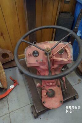 Rare 1939 Ford 9n Tractor Steering Dash Assembly 9n Ford