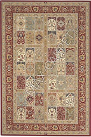 Huge Beautiful OSTA wool rug (£445).Fab colours & condition.Penzance pick up
