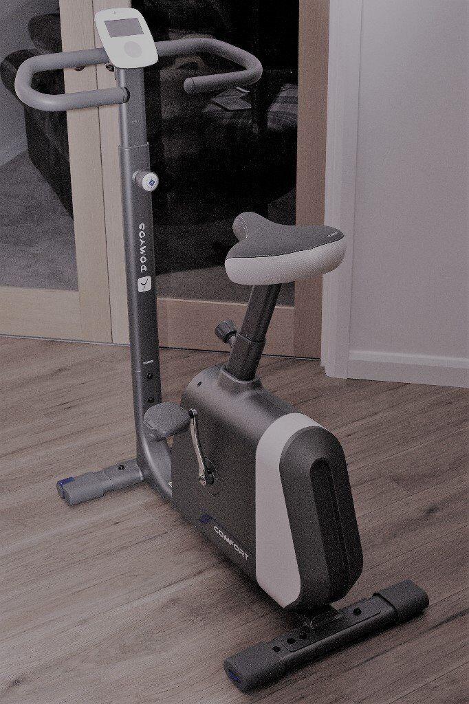 DOMYOS Comfort Exercise Bike - NOW £50