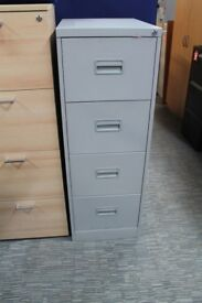Steel filing cabinet used in great condition