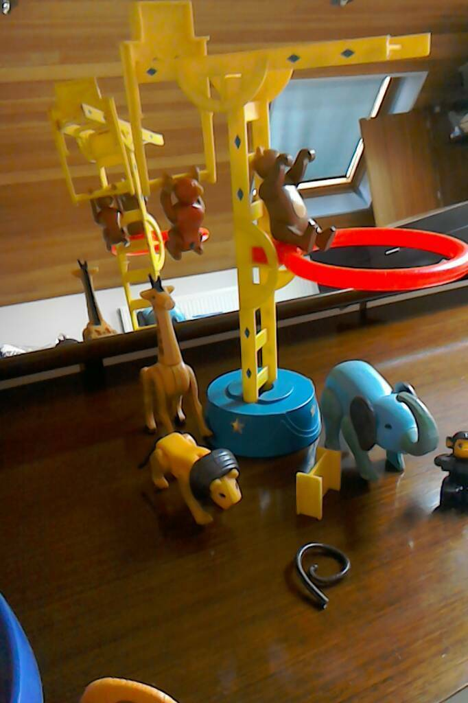 Vintage Fisher Price circus for collecter