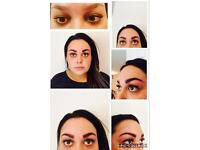 Models required for training Semi permanent eyebrow tattoo
