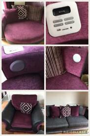 Sofa & chairs for sale
