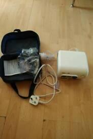 Omron Comp Air Compressor Nebuliser Inhaler Kit