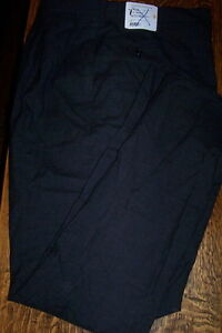NWT-98-EVAN-PICONE-WOOL-DRESS-PANTS-GRAY-45-UNHEMMED