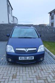 Vauxhall Meriva Design Car for Sale