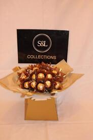 Ferrero Rouche chocolate bouquet