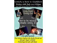 Clydebank comedy night