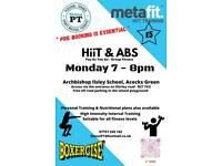 Pay as you go Group Fitness Classes