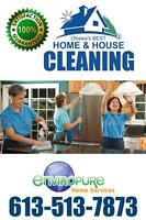 THE VERY BEST HOUSE AND HOME CLEANING IN OTTAWA