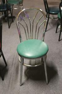 Metal bar chairs - 10.00 each Sarnia Sarnia Area image 2