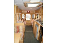 BAILEY PAGEANT BRETAGNE 6 BERTH 2005 LARGE FIXED BUNK BEDS!! VGC!! MANY EXTRAS!!