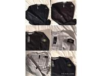 Stone island tracksuits (SEE PICS) size S-M-L
