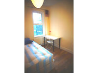 Double bedroom for singles ready now. 2 weeks deposit only. Plaistow, Canning town. Must see!!