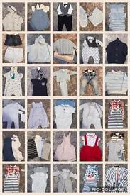 0-3 month bundle baby Boy Clothes