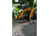 Groundworks, driveways, foundations, drainage