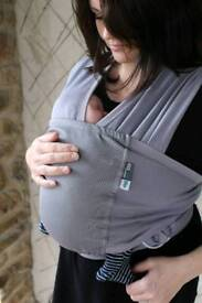 Caboo lite baby carrier (brand new)