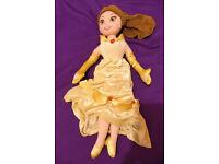 Disney Store Exclusive Belle Soft Princess Doll