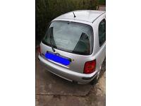 Nissan, MICRA, Hatchback, 1999, Manual, 998 (cc), 3 doors
