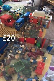Postman Pat Toys