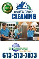 HOUSE AND HOME CLEANING, DECLUTTERING