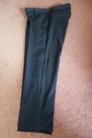 French Connection smart trousers, grey, size 32""