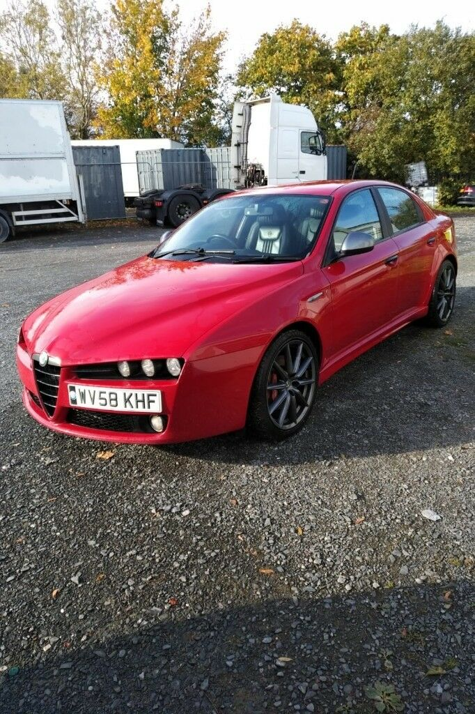 2008 alfa romeo 159 ti model | in bessbrook, county down | gumtree