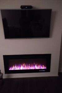 "42"" Napoleon Electric Fireplace"