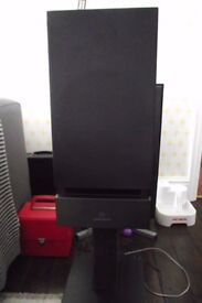 Linn helix 75 w speakers with stands sondeck quality
